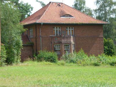 Backsteinhaus