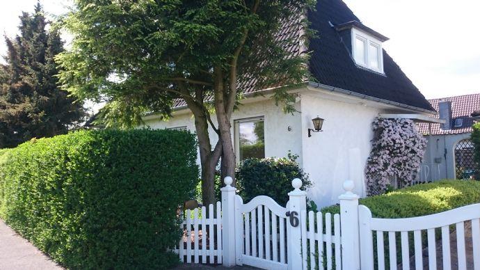 Idyllisches Einfamilienhaus