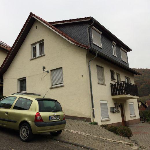 Haus am sonnigen Hang Nähe Bensheim (auch für Großfamilie geeignet)