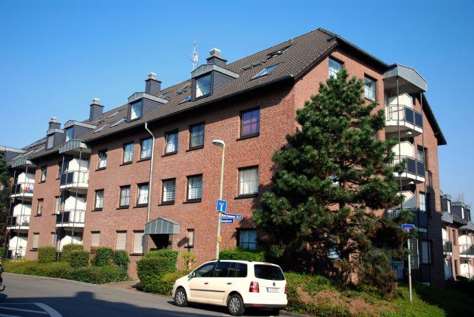 Apartmentwohnanlage in Uni-Nähe 41m² / App. Nr. 93