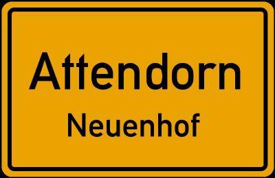 Attendorn Grundstücke, Attendorn Grundstück kaufen