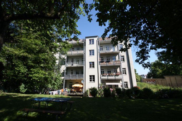 TOP Lage für Eigennutzer oder Kapitalanleger - 3 Zi. ETW Kaßberg, 2 x Balkon