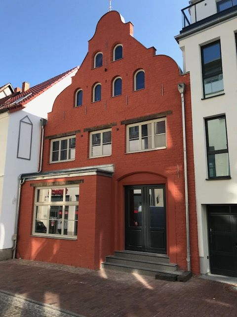 Wohn- und Geschäftshaus im Rostocker Stadtzentrum I Denkmal AFA