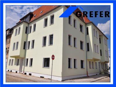 Magdeburg/Salbke, Helle 2-Zimmer-Terrassenwohnung GREFER IMMOBILIEN