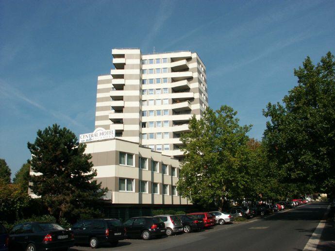 Schöne 3-Zimmer-Wohnung in zentraler Lage mit bester Aussicht