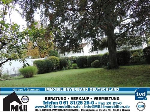 Anwesen in Bestlage von Hanau