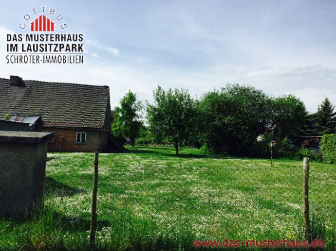Idyllisches Baugrundstück in Komptendorf