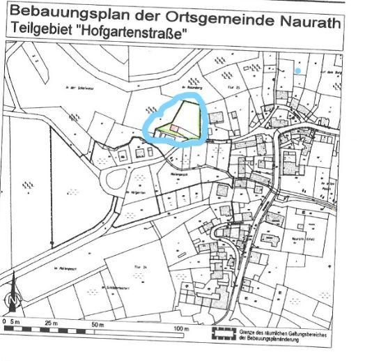 Grundstück in Naurath Eifel zu verkaufen