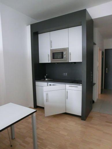Schickes Apartment in einem Gebäude unter Denkmalschutz