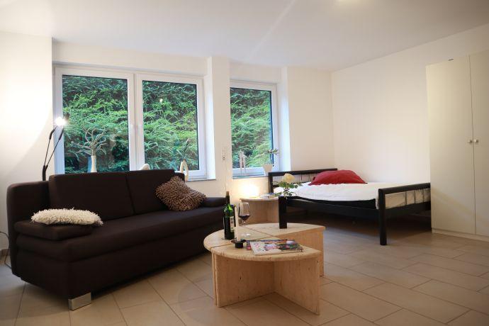 Für Sie saniert: exklusive 1-Zimmer-Wohnung mit EBK in Neukirchen-Vluyn