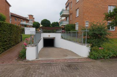 Ahrensburg Garage, Ahrensburg Stellplatz