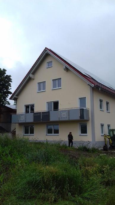 Neubau-Wohnung inkl. Einbauküche, Badewanne, Balkon zu vermieten!