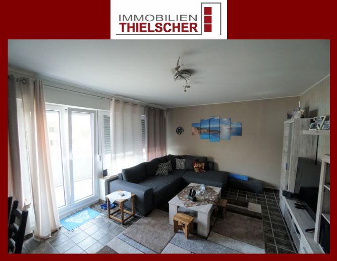 Vierzimmerwohnung mit Balkon und Garage in Geilenkirchen