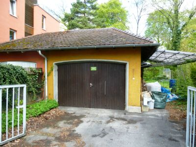 Garage neu