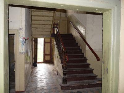 Treppenhaus im Erdgeschoß
