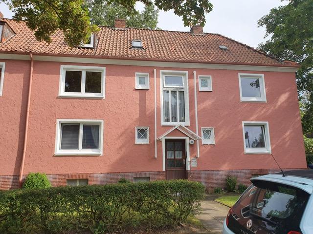 Wohnen wie im eigenen Haus - frisch sanierte 5-Zimmer- Maisonette - MEinswarden!
