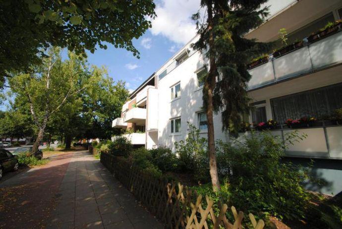 Moderne 2-Zimmer-Wohnung in Wellingsbüttel!