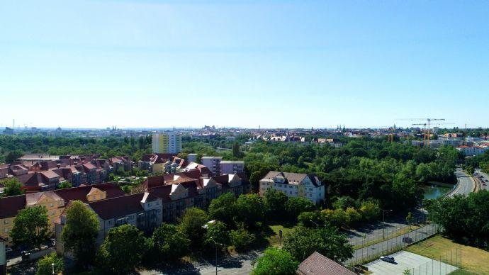 Über den Dächern Nürnbergs Top-Wohnung