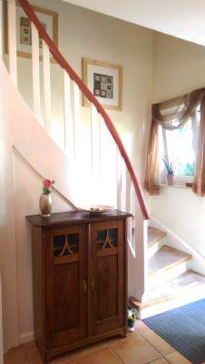 wunderschöne alte Treppe