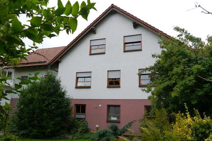 Zweifamilienhaus mit großem Grundstück in Bestlage von Schauenburg