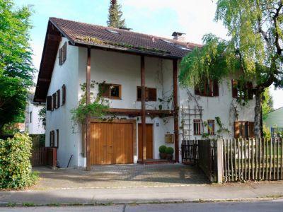 Mehrgenerationenhaus auf großem, sonnigen Grundstück - Büro im Haus möglich