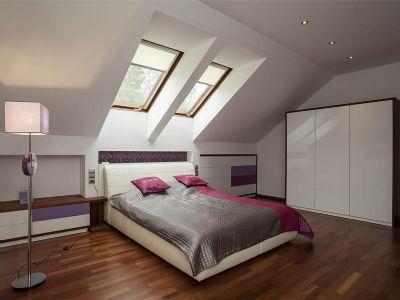 Muster Schlafzimmer