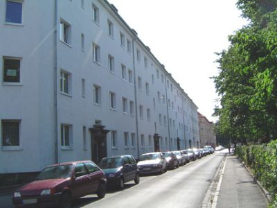Schöne 2-Zimmer-Dachgeschosswohnung in ruhiger Lage in Dresden-Trachau