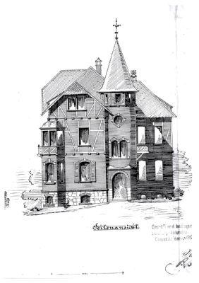 historische Zeichnungen