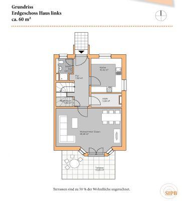 rosin neubau reihenhaus in fredersdorf vogelsdorf rh 02 bezugsfertig februar 2019. Black Bedroom Furniture Sets. Home Design Ideas