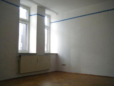 Blick ins Wohn-/Schlafzimmer