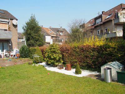 Einblick in den Garten