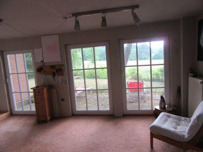 Fenster Wohnraum unten