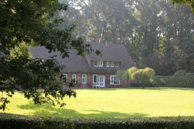 Ansicht Vordergarten