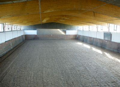 Kleine Halle (20 x 40m)