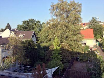 Ausblick Dachgeschoss hinten