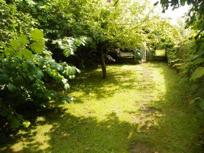 Garagenplatz oder Garten