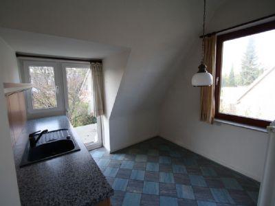 Küche, Wohnung DG