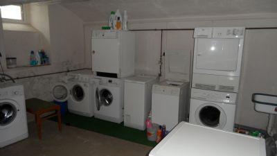 Keller Waschmaschinenraum Benutzung optional