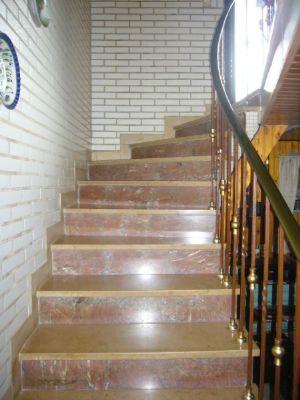 Treppenanlage in den Keller