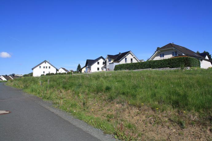 Grundstücke im Neubaugebiet von Bad Laasphe
