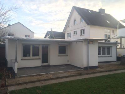 PROVISIONSFREIER ERSTBEZUG  - Schicker Bungalow in 2.Reihe mit Terrasse und Blick über Nachbars Gärten