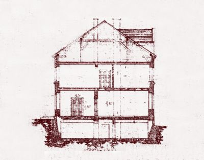 Original Planung Schnitt