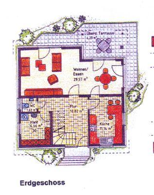 ideal f r die kleine familie einfamilienhaus b nde 2647s4h. Black Bedroom Furniture Sets. Home Design Ideas