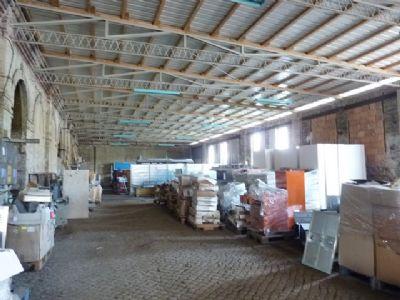 Halle 6 mit ca. 540m² Lagerfläche