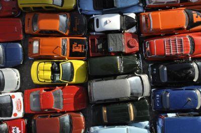 Parkplatzprobleme?