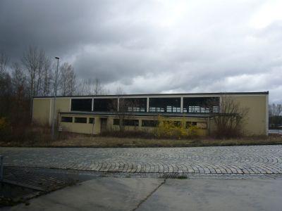 Ansicht Turnhalle Norden