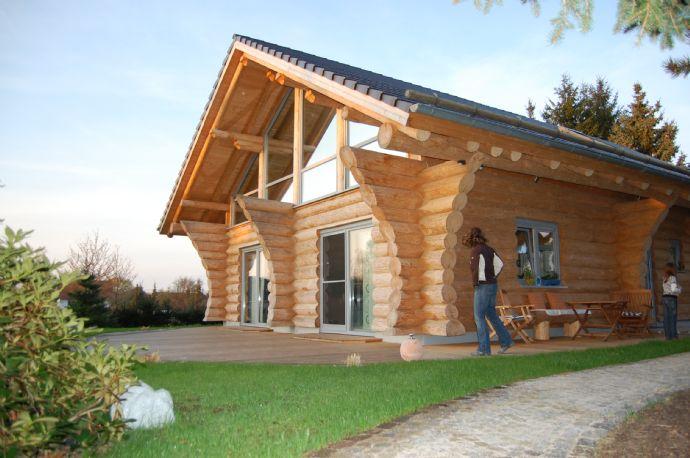 heimeliges wohnen im massiven naturstamm blockhaus einfamilienhaus unterkulm 24x3q45. Black Bedroom Furniture Sets. Home Design Ideas