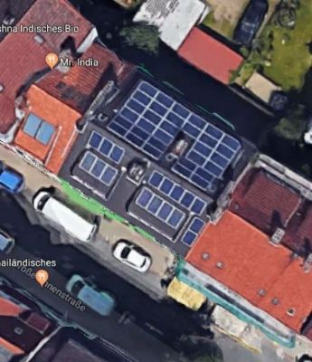Alte Neustadt, 100 Meter bis zur Hochschule, 2ZKBB, gute Anbindung, Fahrradabstellplatz, Keller, Etagenheizung, eigene Stromversorgung