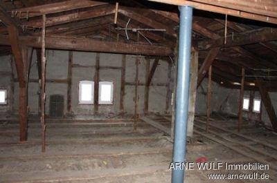 der Dachboden - Ausbaureserve