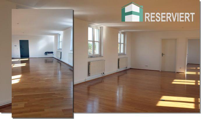 3-Zimmer-Wohnung (Loft) - auch als Büro geeignet